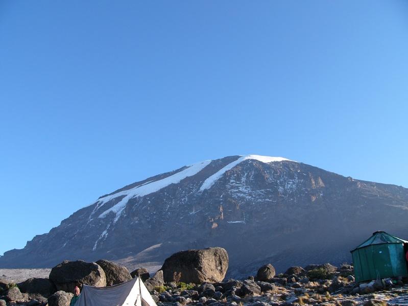 Climbing Mount Kilimanjaro Day 5