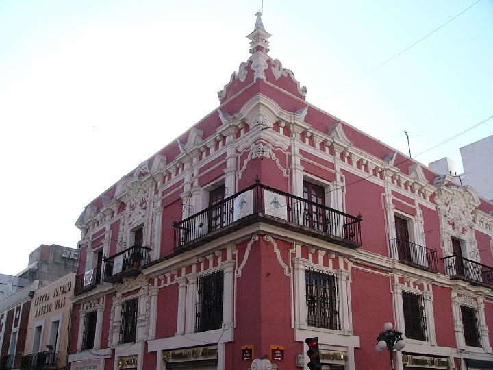 Mexico photos puebla puebla city p1060539 for 4 1 architecture example