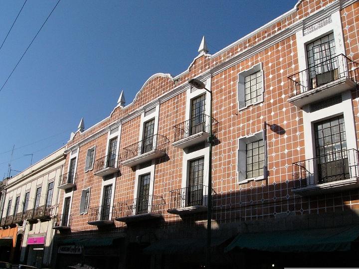 Mexico photos puebla puebla city p1060542 for 4 1 architecture example